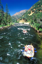 """California Whitewater Rafting """